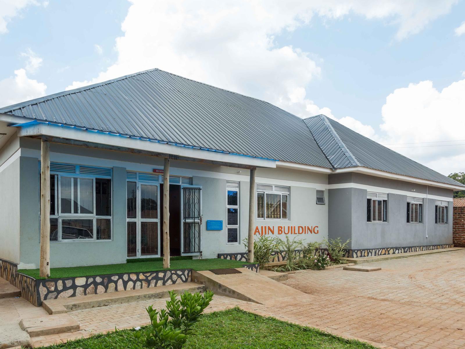 Partners for Community Development office building
